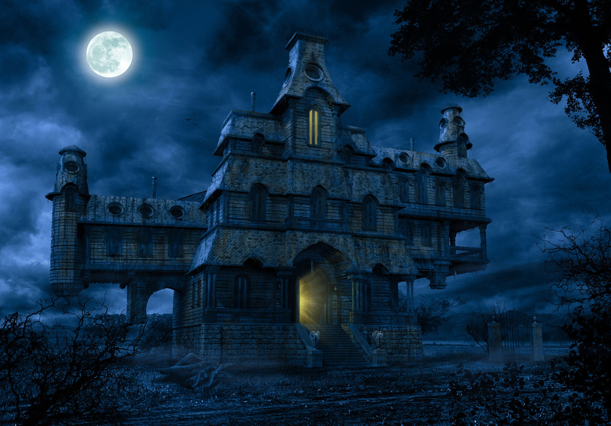 haunted hause