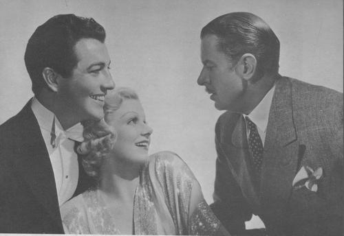 jean harlow, robert taylor, reginald owen