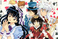kagome in wonderland