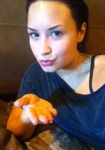 lovely Demi