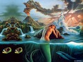 mermaid - mermaids wallpaper