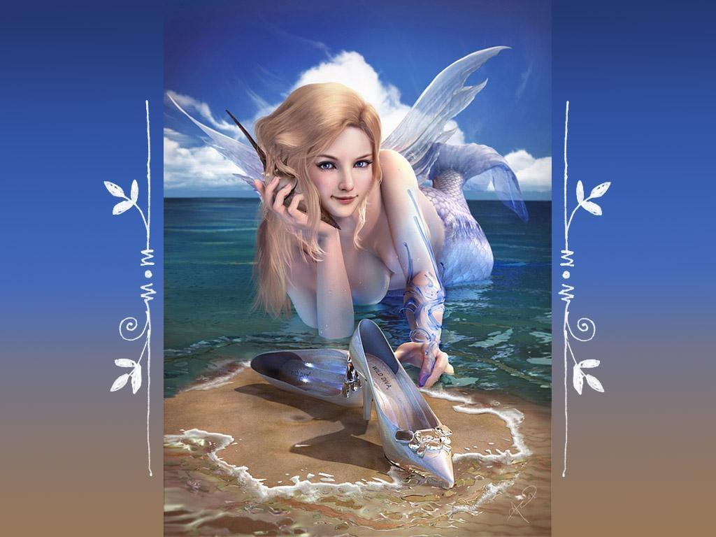 Mermaids images mermaid HD wallpaper and background photos ...
