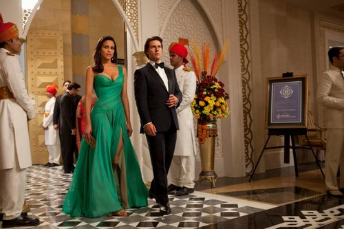 mission: impossible ghost protocol still