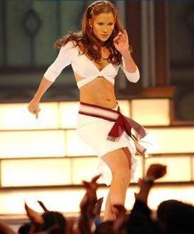 mtv vma 2001 jlo & ja rule