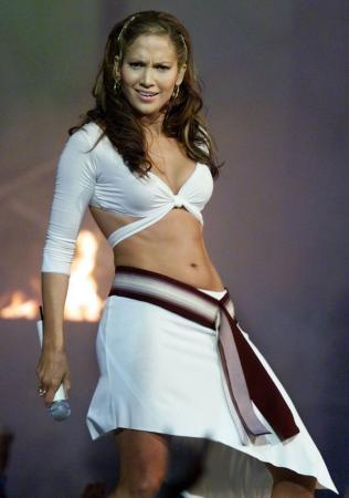 Jennifer Lopez 2001 on Jennifer Lopez Mtv Vma 2001 Jlo   Ja Rule