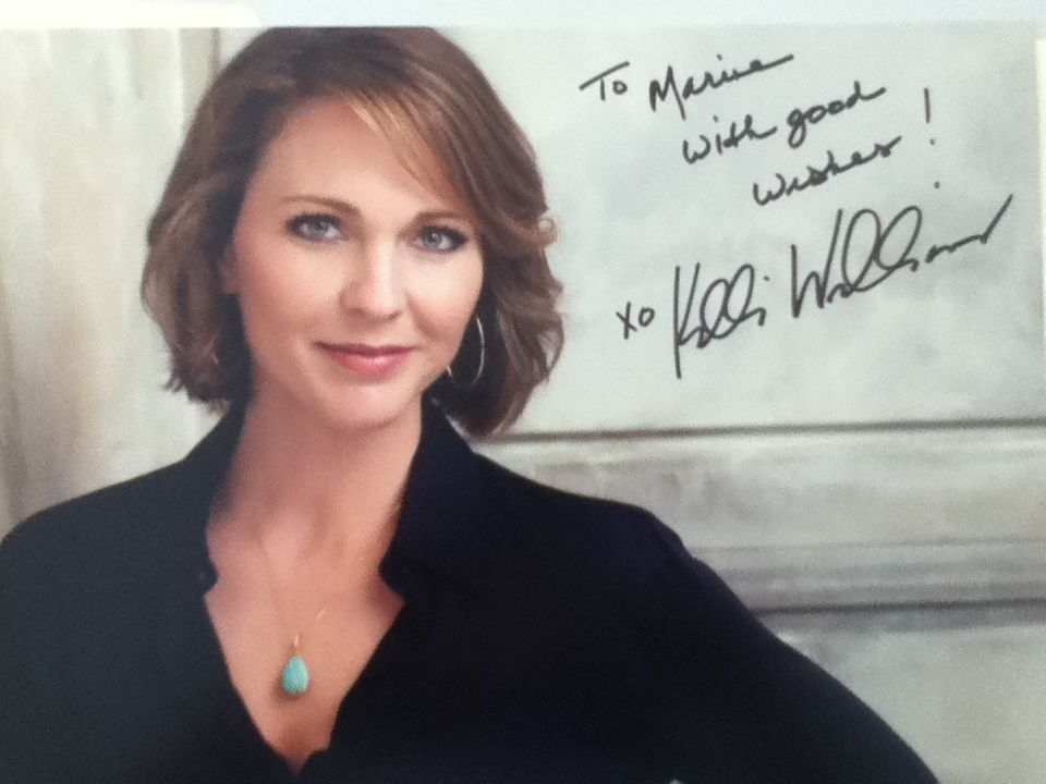 Kelli Williams Images My Autograph Hd Wallpaper And Background