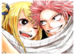 natsu and lucy always there for each other - natsu-x-lucy icon