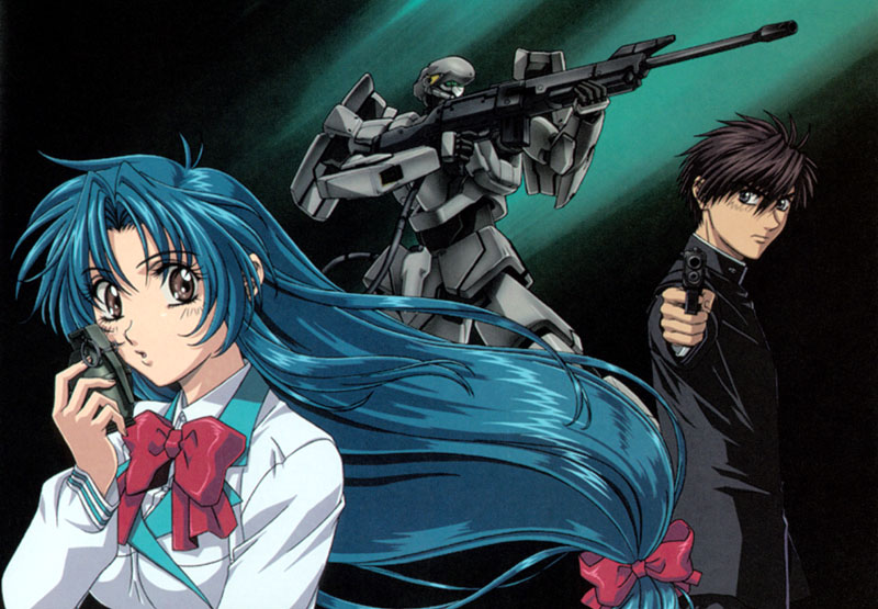 FULL METAL PANIC Images Panic HD Wallpaper And Background Photos