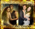 philip and syrena wallpaper