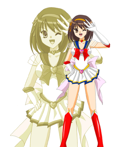 sailor haruhi