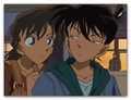 shinichi and ran in NY - shinichi-x-ran screencap