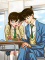 shinichi & ran - shinichi-x-ran photo