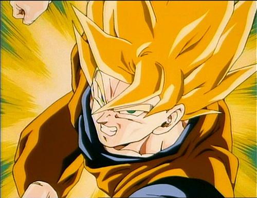 Goku Images Super Saiyan Wallpaper And Background Photos