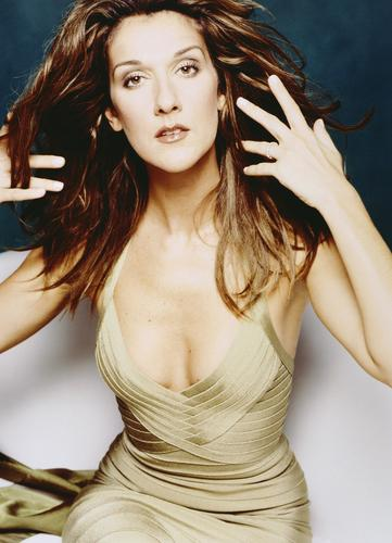 Celine Dion wallpaper with a portrait entitled 'A New Day Has Come' Album Photoshoot