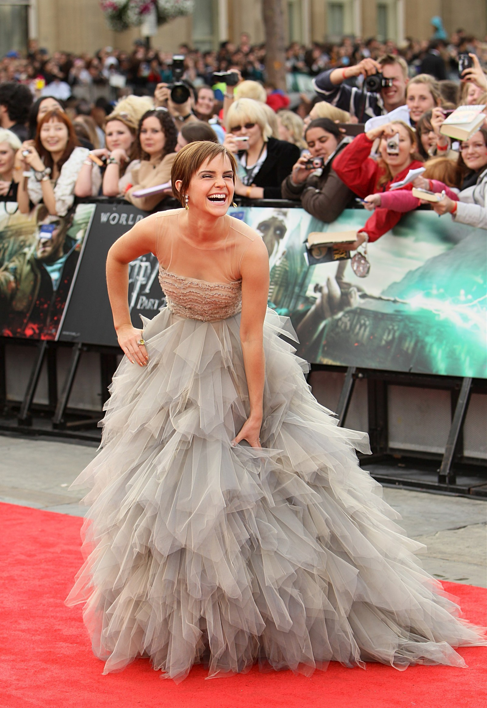 """""""Harry Potter and the Deathly Hallows Part 2″ Premiere In London"""