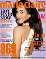'Marie Claire' Australia August 2011. - kim-kardashian photo