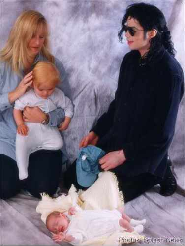 ***Michael,Debbie,Prince&baby Paris***