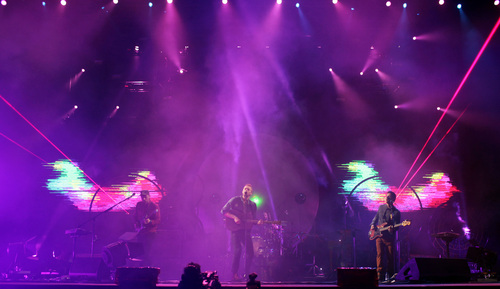 Coldplay wallpaper with a concert entitled 'Optimus Alive' Festival in Portugal - Day 1 [June 6, 2011]