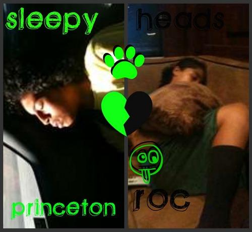 2 sleep cute boys