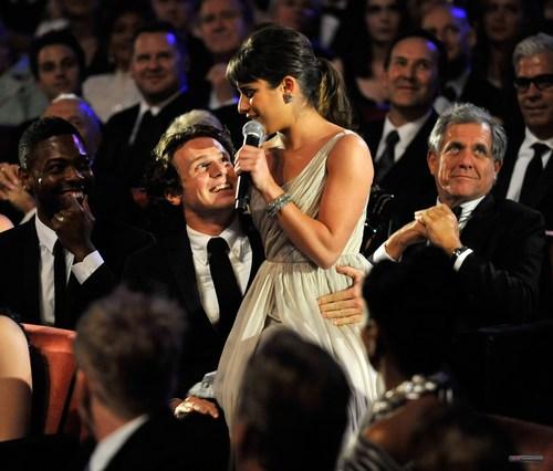 2010 Tony Awards - toon & Green Room