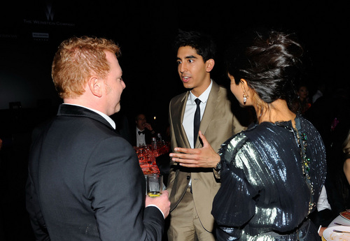 2011 amfAR's Cinema Against AIDS Gala - Inside- May 19, 2011