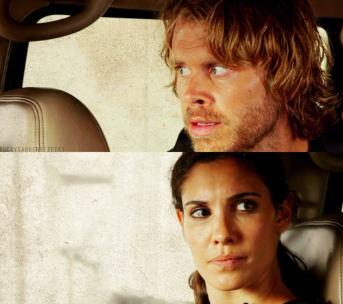 NCIS: Los Angeles پیپر وال called 2x02- Deeks & Kensi