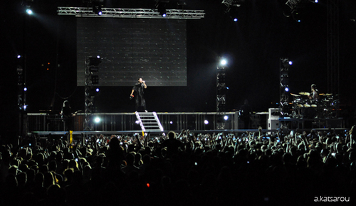 30 Seconds to Mars in Athens, Greece! (July 6)