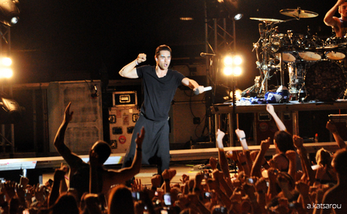 30 secondi to Mars in Athens, Greece! (July 6)