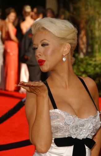 59th Primetime EMMY Awards In Los Angeles - Arriving 16 09 2007