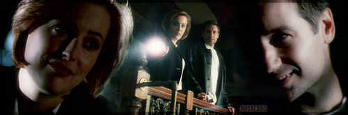 The X-Files wallpaper probably with a espátula entitled 6_06