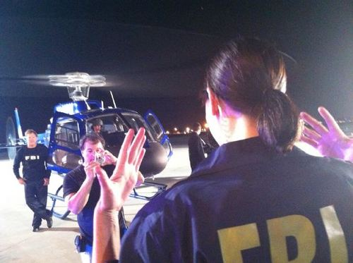 "Criminal Minds Hintergrund entitled 7x01 ""It takes a village"" Behind the scenes"