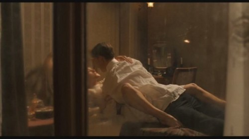 Keira Knightley پیپر وال called A Dangerous Method(2011) Trailer Screencaps