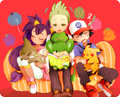 Adorable Dent - cilan-dent fan art