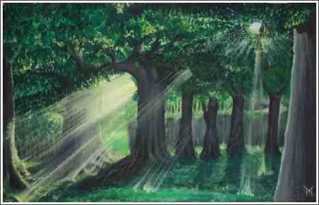 Alfheim - Norse mythology Photo (23500219) - Fanpop  Alfheim - Norse...