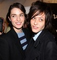Amanda Moore and Katherine Moennig