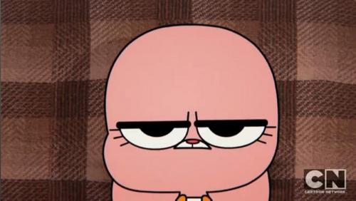 Anais's grumpy face - the-amazing-world-of-gumball Screencap
