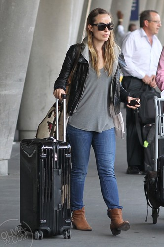 Arrives at Pierre Elliott Trudeau International Airport in Montreal, CA [July 4, 2011]