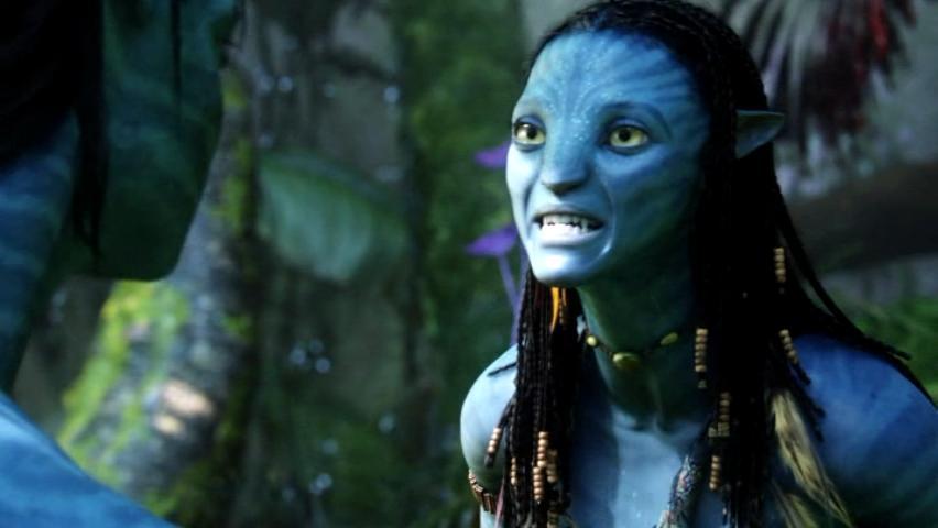 Avatar - zoe-saldana S...