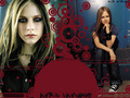 Avril Wallpaper <3