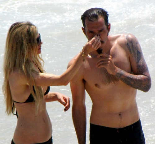 Bikini Candids At La Jolla strand