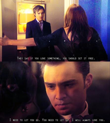 Blair và Chuck