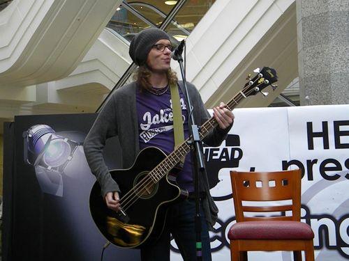 Bristol 2010 Acoustic concierto