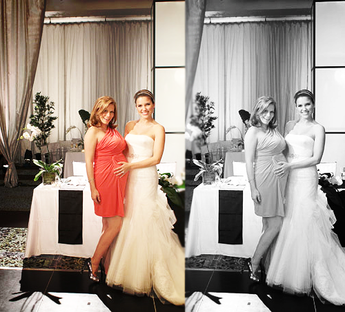 lances da vida wallpaper containing a bridesmaid, a bridal gown, and a vestido called Brooke and Haley