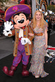 Caroline Sunshine & Mickey Mouse - caroline-sunshine photo