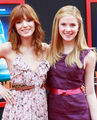 Caroline Sunshine & Bella Thorne - caroline-sunshine photo