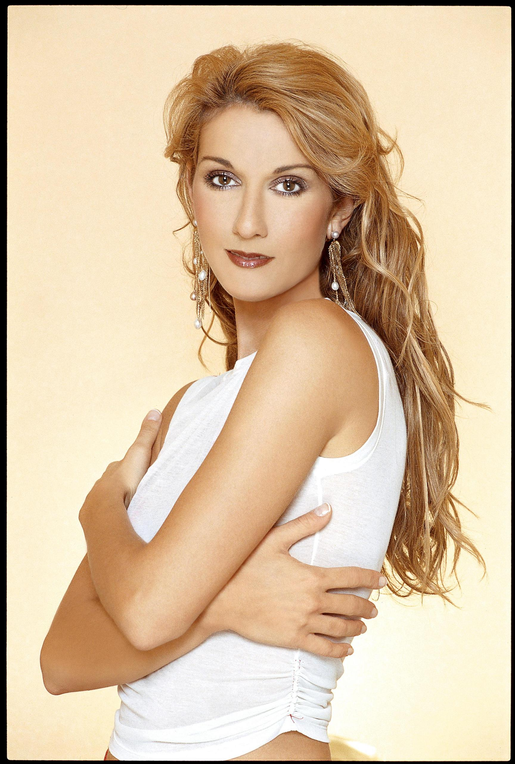 Celine Dion - Michel Marizy Photoshoot 2002
