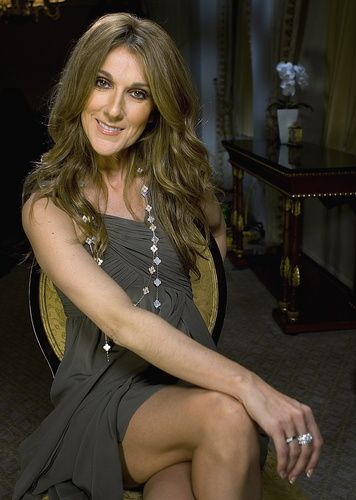 Celine Dion wallpaper containing bare legs entitled Celine Dion - Paul Chiasson Photoshoot 2007