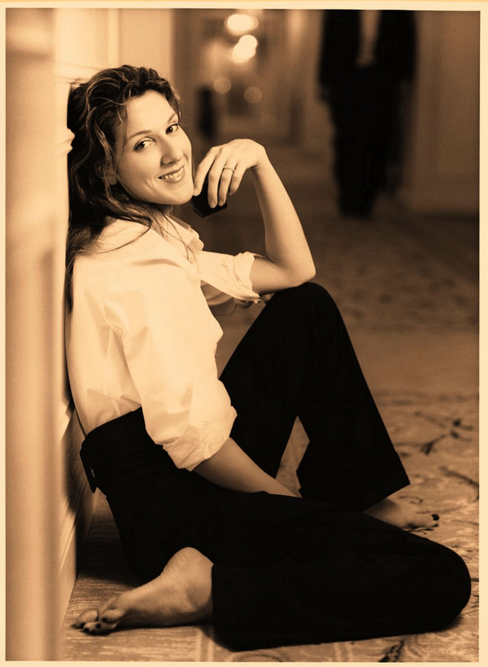 Celine Dion - 'These are Special Times' Photoshoot