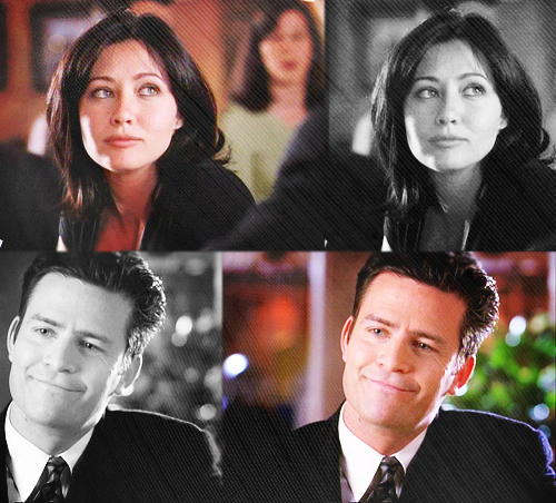 Charmed wallpaper containing a business suit titled Charmed Couples ♥