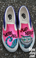 Cheshire Cat shoes - the-cheshire-cat photo